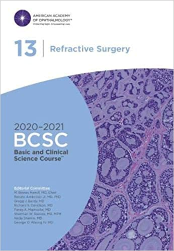 Refractive Surgery Section 13 2020-2021 - چشم